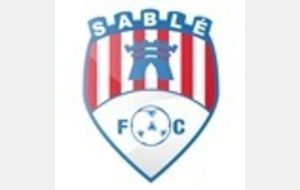 U13, Tournoi de SABLE, Rdv 7h45 au stade, transports: Parents disponibles, prévoir 3€ + pique nique