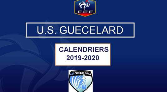 Calendriers Jeunes Phase 2 2019-2020